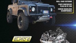 Torna il Defender 3000 Twin Turbo rinnovato da Herero4x4