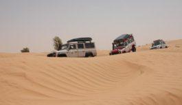Viaggiare 4×4 – Tutto pronto per il deserto?