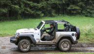 Jeep Wrangler 2018: sempre regina del fuoristrada