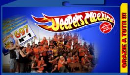 Concluso il 16° Jeepers Meeting