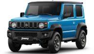 Nuova Suzuki Jimny – In Giappone con i benzina 660 turbo e 1.5 aspirato
