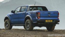 Ford Ranger Raptor arriva in Europa