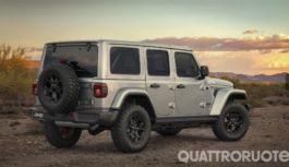 Jeep Wrangler – La Moab Edition debutta in gamma