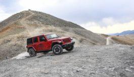 Jeep Wrangler – In Colorado al volante della nuova generazione