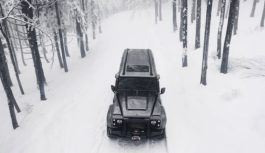 Ares Design: Land Rover Defender Supercharged