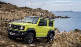 Suzuki – Il nuovo Jimny fa il suo debutto ufficiale