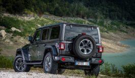 La prova della Jeep Wrangler Sahara