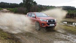 Toyota Hilux – La Executive+ in Italia a partire da 42.950 euro