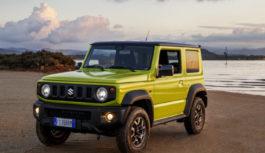 Suzuki Jimny: passione off-road