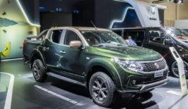 Fiat Fullback: look più elegante con Garage Italia