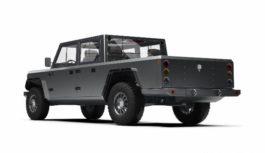 Bollinger B2 – Il pick-up elettrico da 527 CV