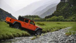 Jeep Gladiator – Test estremo in Nuova Zelanda – VIDEO
