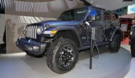 Jeep – Al Ces le Wrangler, Renegade e Compass 4xe plug-in hybrid