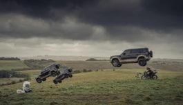Land Rover – Le acrobazie della Defender nel nuovo film di 007