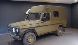 Lorinser – In vendita le Puch G dell?Esercito svizzero