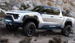 Nikola – Presentato il progetto di un pick-up elettrico