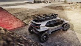 Audi AI:TRAIL quattro – Infomotori