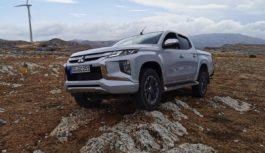 Prova nuovo Mitsubishi L200 2020: il pickup solido come la roccia! – Infomotori