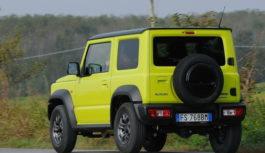 Suzuki Jimny: per il 2020 è già esaurita