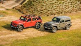 Leggi su Quattroruote.it la prova delle Jeep Wrangler Unlimited 2.0 Rubicon e 2.0 Sahara turbobenzina