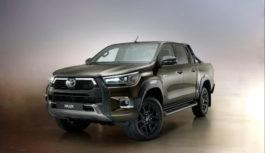 Toyota Hilux – I dettagli del restyling