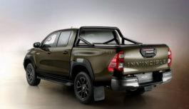 Toyota Hilux: oltre allo stile c'è più