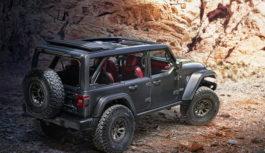 Jeep Wrangler: torna il motore V8
