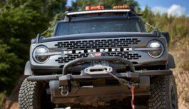 Ford Bronco – Cinque concept celebrano i 55 anni della fuoristrada
