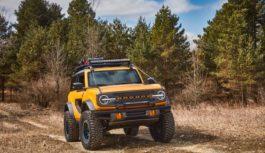 Ford Bronco: la versione ibrida potrebbe disporre di oltre 450 CV