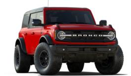 Ford Bronco, spopola la variante Wildtrak