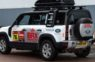Dakar 2021: due Land Rover Defender a supporto del team Bahrain Raid Xtreme