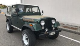 JEEP CJ7 Golden Eagle by Best Performance