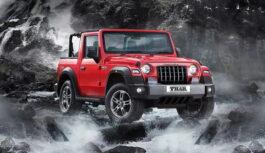 Jeep contro Mahindra: la nuova Thar è troppo simile alla Wrangler?