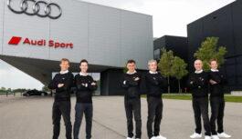"Dakar – L'Audi svela il suo ""dream team"""