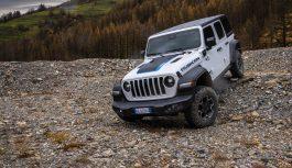 Sold out: Jeep Wrangler 4xe fa il tutto esaurito negli USA
