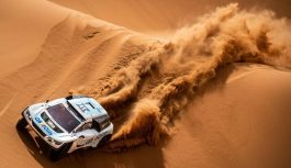 Rally del Marocco. Prove Generali di Dakar
